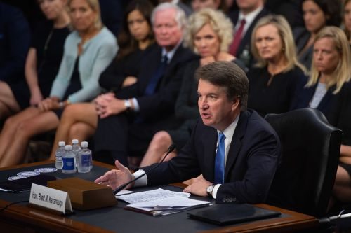 The assault on Kavanaugh is proving Trump voters right