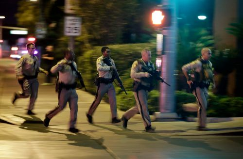 Vegas shooting papers hint some may have encountered gunman