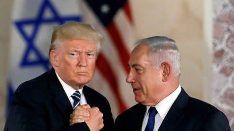'Once in a lifetime opportunity for Israel': Netanyahu to join Trump - but no Palestinians - to unveil 'deal of the century'