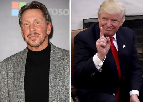 Oracle employees say Safra Catz and Larry Ellison don't talk about their Trump ties internally. After the US Capitol siege, some want action: There's 'blood on their hands'