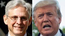 Trump Appeal Now Goes To Court Headed By Merrick Garland