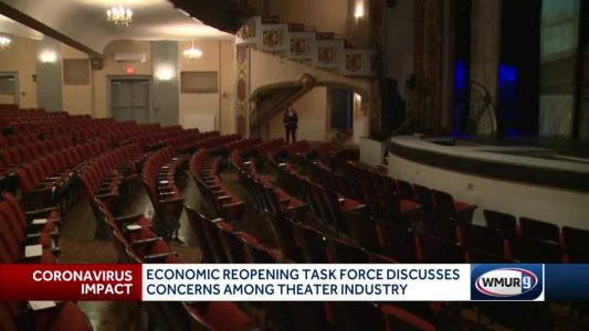 Task force hears concerns from theater industry