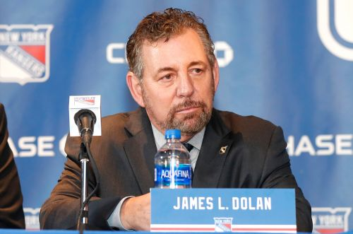 MSG chairman James Dolan tests positive for coronavirus