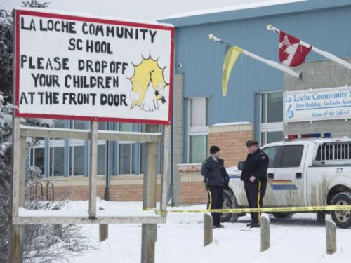Renovations to be revealed at Saskatchewan school where shooting took place