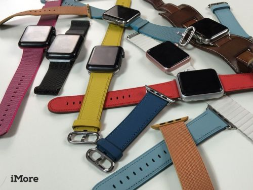 Here are the Apple Watch bands you need for your new Apple Watch