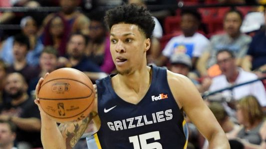 Grizzlies' Brandon Clarke named 2019 NBA Summer League MVP