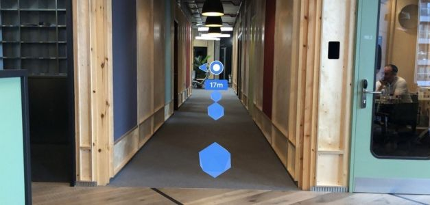 Dent Reality announces Apple partnership around indoor AR navigation