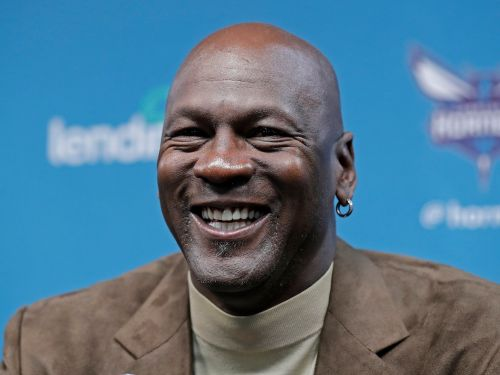 Michael Jordan pledged $7 million to open 2 medical clinics in his hometown of Charlotte