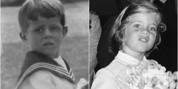 What 15 presidents, first ladies, and their children looked like at the same age