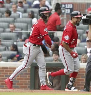 Nationals take 2 of 3 from Braves with 6-4 win in SunTrust Park