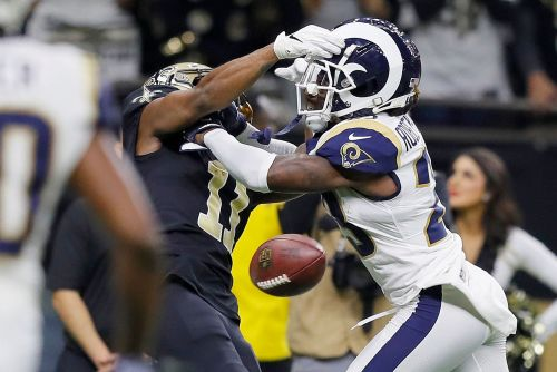 NFL sued over blown call during NFC Championship game
