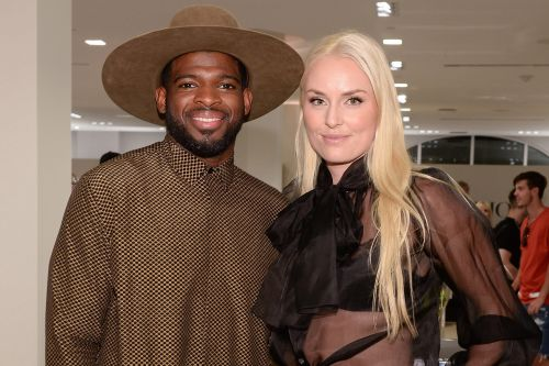 Olympic skier Lindsey Vonn is engaged to NJ Devils star P.K. Subban