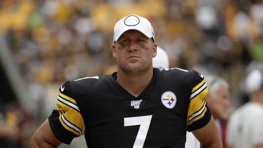 Steelers QB Ben Roethlisberger will be out for the season