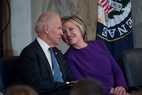 Hillary Clinton 'ready to help' in Biden administration if asked