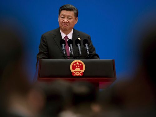 The life of Xi Jinping, China's authoritarian leader who is fighting Trump in the trade war, and presides over the mass oppression of the Uighur Muslim minority