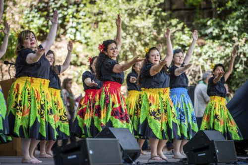 Multicultural Springfest celebrates diversity and staff careers