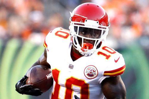NFL Network not covering the Tyreek Hill story an epic failure