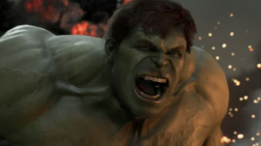How Crystal Dynamics designed The Avengers