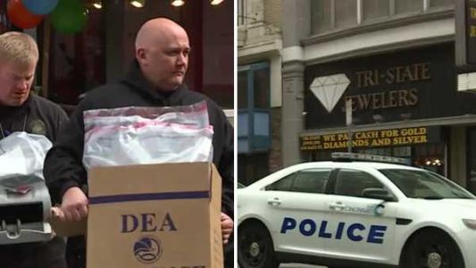 Feds: 37 arrested in fentanyl, cocaine, meth conspiracy tied to 2 Cincinnati businesses