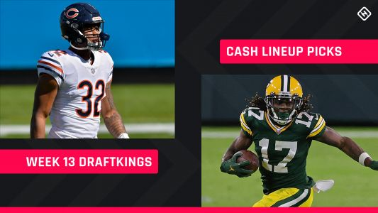 Week 13 DraftKings Picks: NFL DFS lineup advice for daily fantasy football cash games