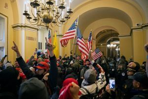 Capitol Rioters Used Social Media To Flaunt Their White Privilege
