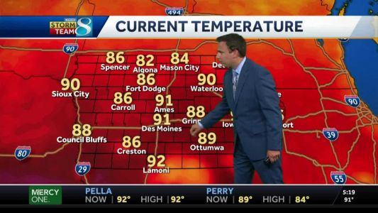 Stay indoors during air quality warning