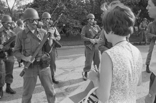 1968 marked Americans' retreat from civic life
