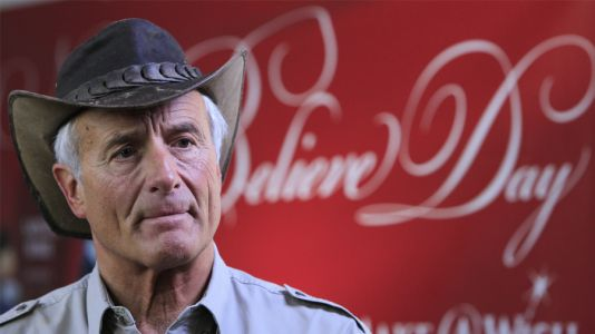 Jack Hanna to withdraw from public life after Alzheimer's diagnosis