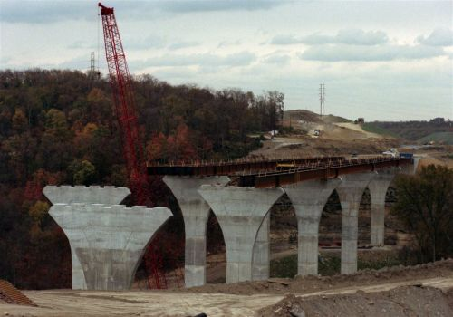First construction contracts for Mon-Fayette Expressway should go to bid next year
