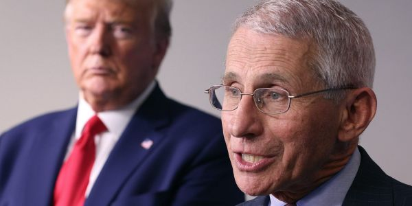 'What is this bull--': Fauci explains how he challenged Trump and his people on COVID-19