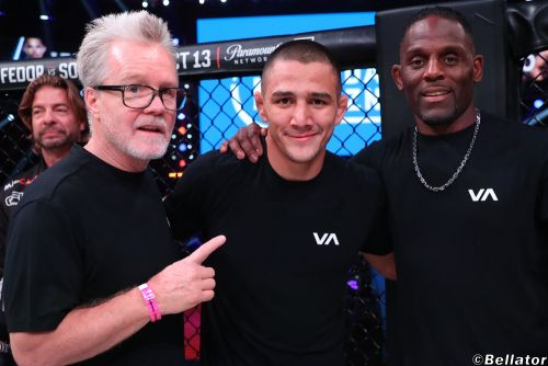 Aaron Pico calls out Bellator champ Patricio Freire, sidesteps future A.J. McKee matchup