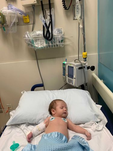 Mother shares story of how her 2-month-old is recovering from COVID-19