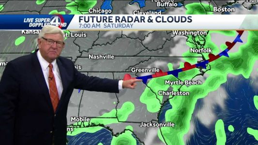 Videocast: Early fog, then mostly sunny