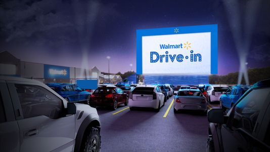 Walmart bringing its free parking lot drive-in theaters to Ohio, Kentucky, Indiana