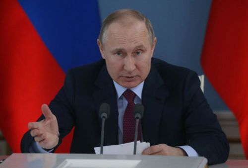 Question of Putin's assets drives contentious Senate hearing