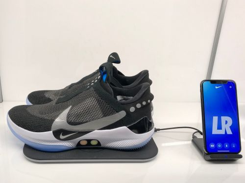 Nike has revealed a futuristic new self-lacing sneaker that's half the price of its original model as it charts a course for 'footwear to firmware'