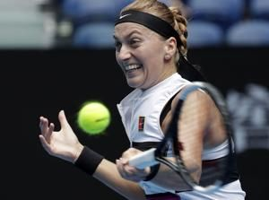 The Latest: 1 day, 5 1st-time quarterfinalists in Australia