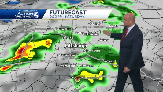 Pop Up Showers & Storms This Weekend