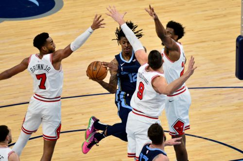 Bulls Fade in 4th, Fall to Grizzlies