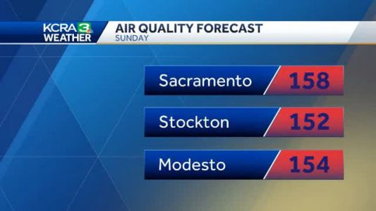 Unhealthy levels of smoke fill the Valley