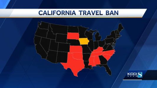 California to ban government travel to Iowa over gender-affirming coverage