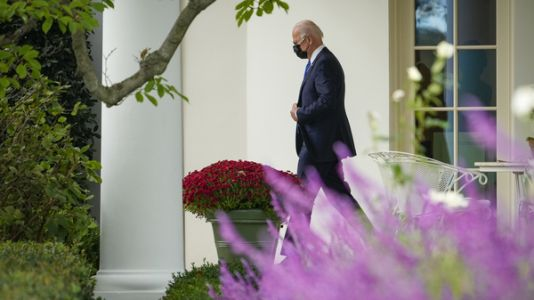 Here's who Biden will meet with when he goes to Rome and Glasgow this week