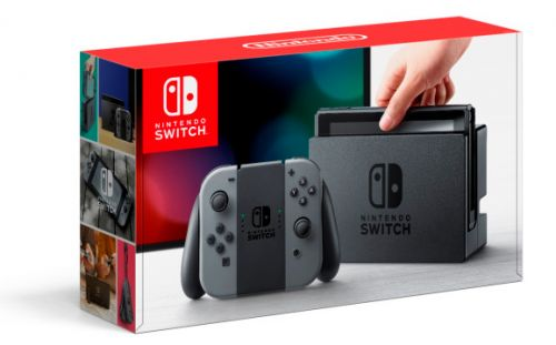 Nintendo Switch tops 34.74 million consoles sold, growth slowing