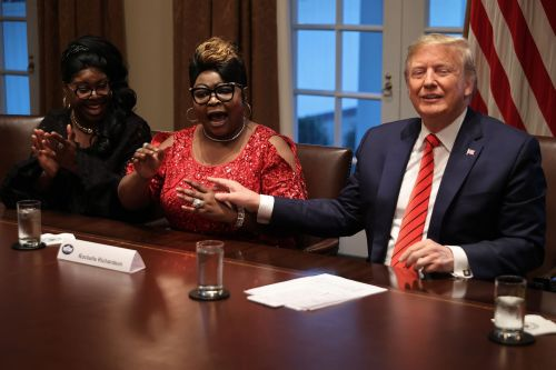 'FBI Lovebirds' and Diamond and Silk: The day Trump was briefed on the Russian bounties scheme