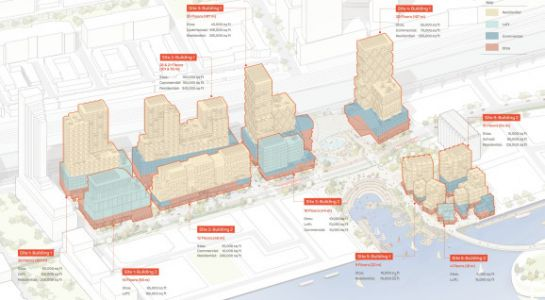 Alphabet's Sidewalk Labs unveils 1,524-page development plan for Toronto's waterfront