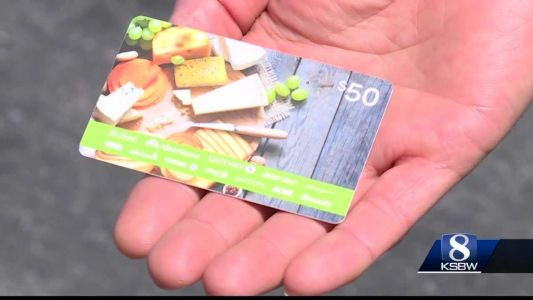 Del Rey Oaks residents qualify for gift card for groceries