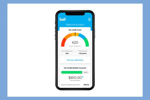 Build your credit and save money in 2021 with Self Financial