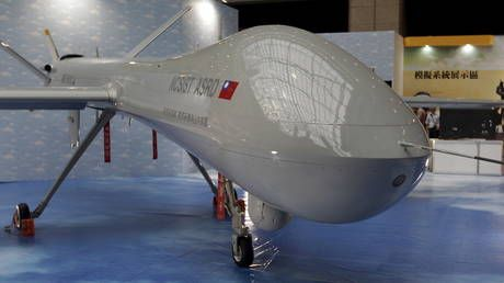 US arms sales to Taiwan violate 'one China' principle, Beijing says after drone report