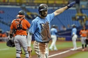 Rays hand Orioles record-setting 14th road loss in row, 5-4