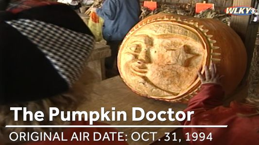 ARCHIVES: Kentucky doctor brings scalpel skills to pumpkin carving